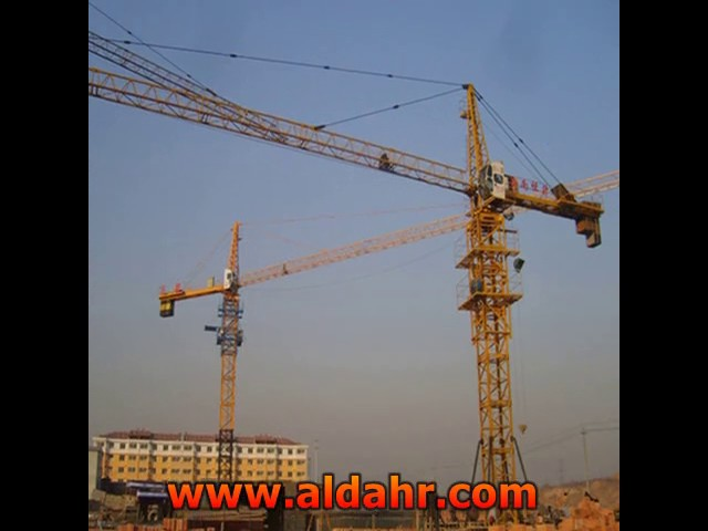 Tower Crane Manufacturer : Tower crane manufacturers in india construction