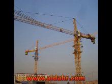 tower crane manufacturers list