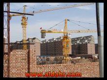 tower crane pad
