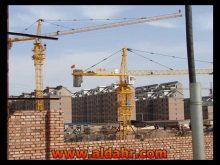tower crane potain 744