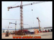 Tower Crane Qtz63 TC5010 in Cambodia