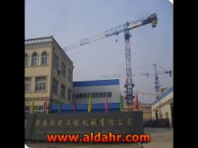 Tower Crane with CE and GOST Certification QTZ31 5