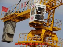 Tower Crane Without Top with Max Load 5t and Boom 50m