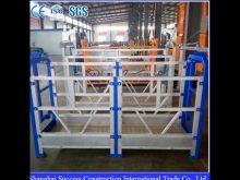 Traction Hoist For Suspended Platform