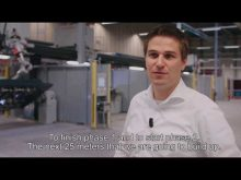 Update new welding line | Altrex