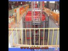 used construction elevator/construction hoist elevator/elevation platforms for construction