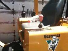 Vermeer RT650 Trencher