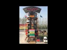 Vertical Rotary Carport Automatic Parking System-China Jiuroad Parking