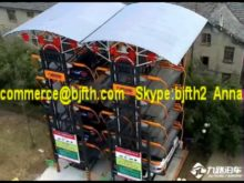 Vertical Smart Rotation Car Park Multi-Storey Parking System
