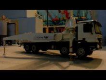 Waitzinger 42XXT concrete pumper review