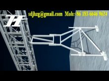 Wall Tie for construction hoist,Wall Support,Wall Attached for Building Elevator