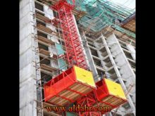 Warehouse Cargo Freight Construction Elevator/ Hoist/Lift SC200/200 with Competitive Price