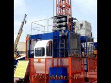 what is a construction hoist
