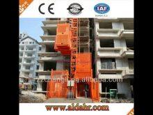 With PLC system! SC200/200 2T 4T Construction Hoist Lifter and construction hoist