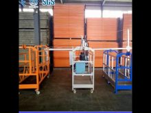 Zlp 1000 Suspended Platfrom Aluminum