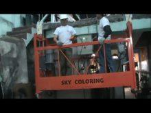ZLP 500|630|800 Series Suspended Scaffolding|Suspending platform|construction working platform