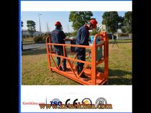 Zlp 630 High Quality Building Maintenance Unite