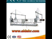 ZLP 630 Suspended Platform/Gondola/Swing Stage for round shaped