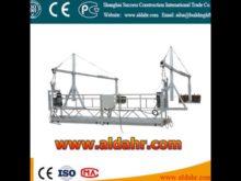 ZLP 630/800 suspended platform building cleaning cradle