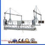Zlp Aluminum And Steel Type Suspended Platform