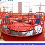 Zlp Aluminum BucketSuspended Platform