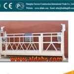 ZLP Construction Electric basket Rope Suspended Platform