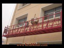 Zlp Construction Personnel Basket,Ce Qualification