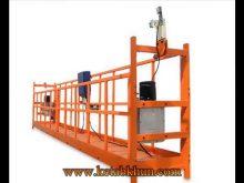 Zlp Construction Platform /Rope Suspended Platform