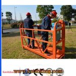 Zlp Electric Window Cleaning Cradle With Caster