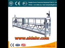 ZLP Hanging scaffolds/suspended platform/swing stage