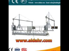 ZLP new working suspended platform/cradle simple flexible