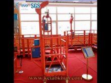 Zlp Series Suspended Platform/ Cradle/ Gondola