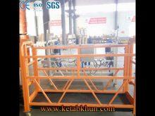 Zlp Series Suspended Platform Zlp 250 500 800