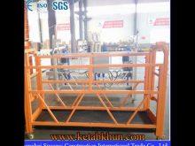 Zlp Series Suspended Platform/Cradle/Gondola