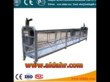 ZLP series suspended platform/electric aerial work platform