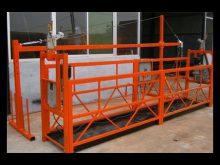 Zlp Series Suspended Working Platform