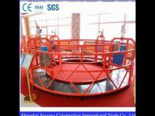 Zlp Series Wire Rope Suspended Platform