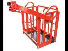 Zlp Steel Ladder With Platform