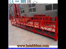 Zlp Suspended Moving Platforms, Ce Qualification
