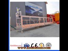 Zlp Temporary Suspended Platforms/Cradle/Gondola
