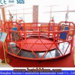 Zlp1000kg Ce Authentication Aluminum Alloy Platform