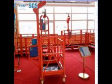 Zlp500 Suspended Working Platform Ce/ Iso