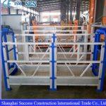 Zlp630 Aluminium Alloy Suspended Platform