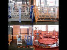 Zlp630 Building Suspended Platform/ Suspended Cradle