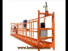 Zlp630 Lifting Hoist For Suspended Platform