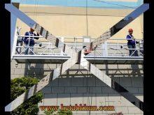 Zlp630 Steel Suspended Platform/Moving Cradle
