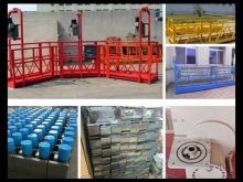Zlp630 Suspended Platform Hoist Ltd630