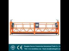 Zlp630 Window Cleaning Crane Platform