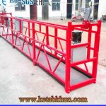 Zlp630 Wire Rope Suspended Platform From Jiuhong
