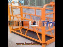Zlp630 Zlp800 High Rise Window Cleaning Platform